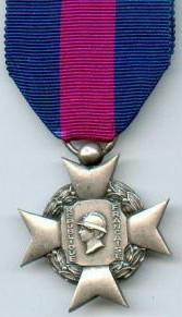 titulaire croix de guerre