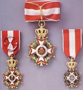 chevalier officier commandeur