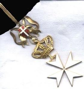 chevalier ordre de malte